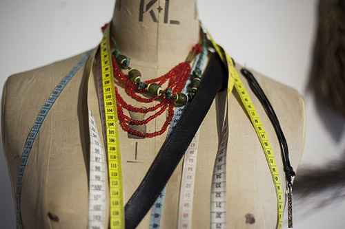 Image of a tailors dummy