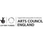 Arts Council England National Lottery Funded
