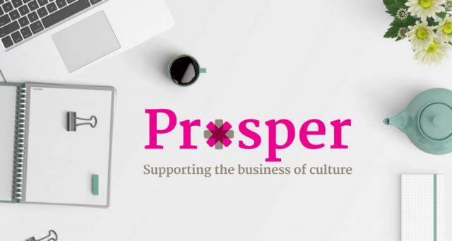 Graphic showing Prosper logo
