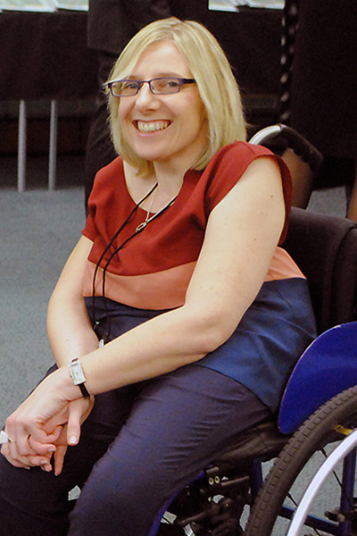Suzanne Bull MBE