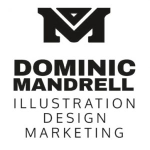 Dominic Mandrell logo