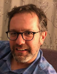 Image of Andrew Evans, Consultant for Creative United. Image of male